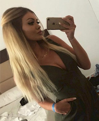 Blonde Escort London